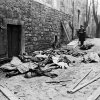 Belgian civilians killed by SS units during the offensive